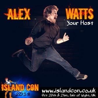 Alex Watts Host