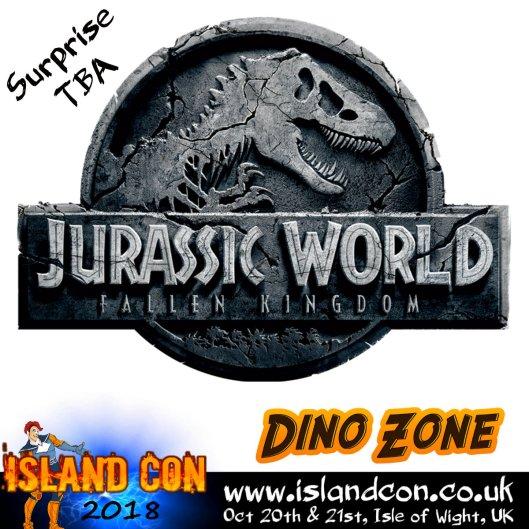 Dino Zone jurassic world
