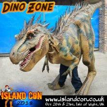 Dino Zone lifesize dino