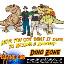 Dino Zone Ranger Talks