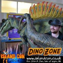 Dino Zone Ranger workshops