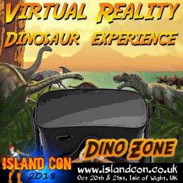 Dino Zone virtual reality