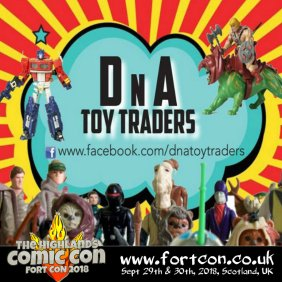 dna toy traders fort con 2018