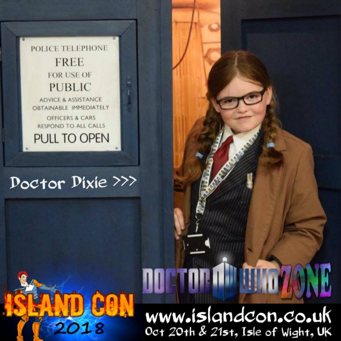 Doctor who zone 4