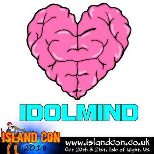 IDOLMind island con 2018