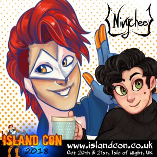 nivychee bryony island con 2018