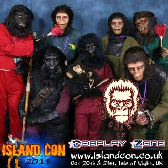 South Coast Apes Promo 2