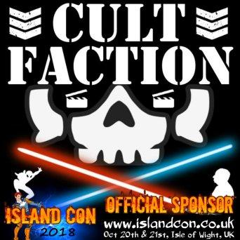 cult faction sponsor promo