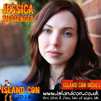 Jessica Messenger Island Con Promocc