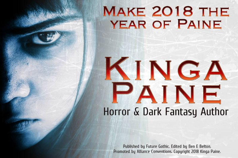 Kinga Paine Promo 1