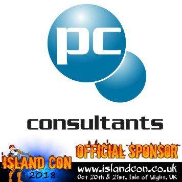 pc consultants promo sponsor island con