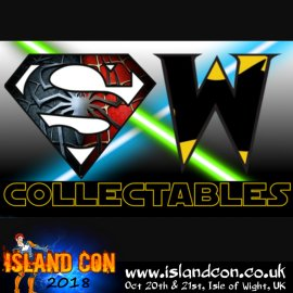SW collectables island con