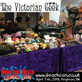 victorian geek brighton