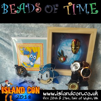 beads of time promo 2018