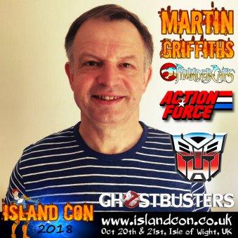 martin Griffiths promo