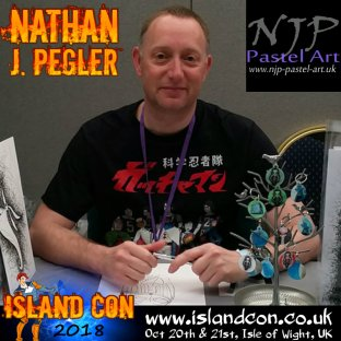 Nathan Pegler NJP promo
