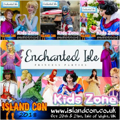Enchanted Isle Kids Zone
