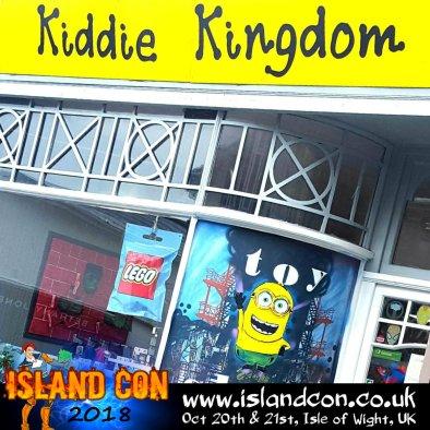 kiddie kingdom promo