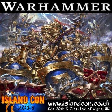 Warhammer promo