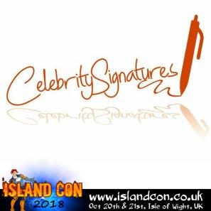 celebrity signatures