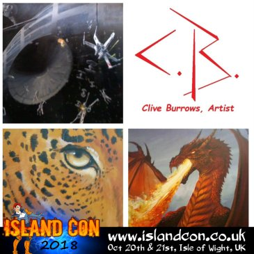 clive burrows island con
