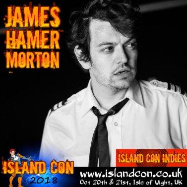 james hamer morton island con