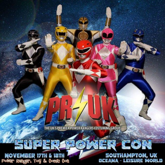 PRUK power ranger promo