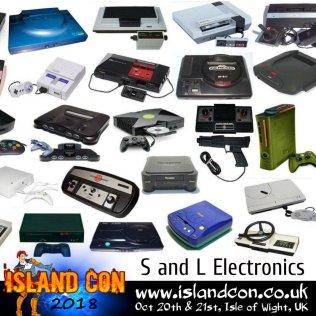 s & L electronics promo