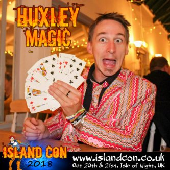 huxley magic promo