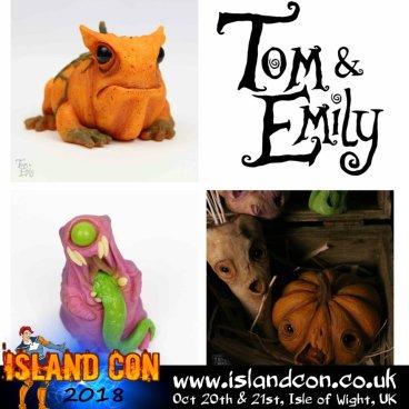 tom & emily promo